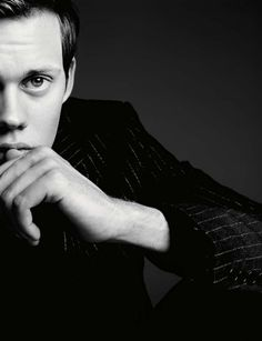 Family ties: Bill Skarsgård discusses the changing cinematic landscape his dad…