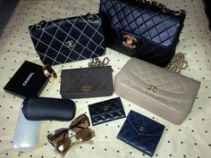 little Chanel collection