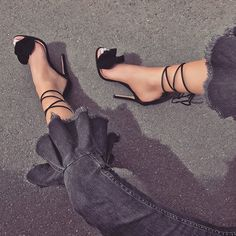Frill on frills Shoes: Savana - £32.00 Shop: simmi.com #SIMMIGIRL