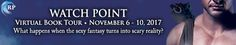 Diverse Reader: Blog Tour: Watch Point by Cecilia Tan #Excerpt #Gi...