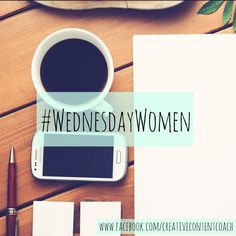 Every Wednesday at 11am, there's a promo thread for freelance and self-employed women. Come along and share your links! www.facebook.com/creativecontentcoach