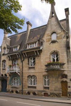 1000 images about art nouveau jugend on pinterest art - Maison de l art nouveau ...