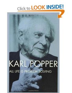All Life is Problem Solving: Amazon.co.uk: Karl Popper: Books