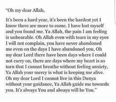 Allah Quotes, Muslim Quotes, Religious Quotes, Quran Quotes Inspirational, Faith Quotes, Me Quotes, Prayer Verses, Quran Verses, Religion