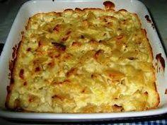 Bacalhau com natas. Ver receita em: http://facebook.com/frombimby ou em http://blog.isaguedes.com