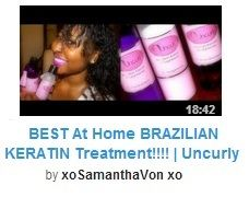 Brazilian Keratin Straightening: Do It Yourself