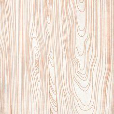 A Wood Grain Pattern for the Chuppah Legs