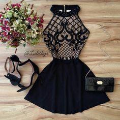 Black Prom Dress,Halter Prom Dress,Fashion Homecoming Dress,Sexy Party Dress,Custom Made Evening Dre on Luulla Pretty Dresses, Sexy Dresses, Beautiful Dresses, Dress Outfits, Evening Dresses, Short Dresses, Fashion Dresses, Stylish Outfits, Cute Outfits