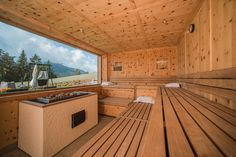 Hotel with Sauna in South Tyrol - Wellness Hotel in Plan the Corones