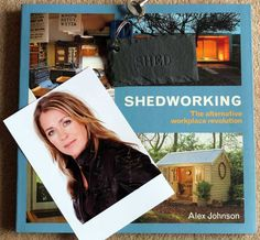 Enter your shed. Win the book.