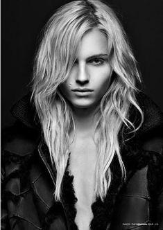 Andrej Pejic, male model. photo: ??