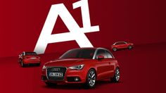 Audi - Love, love, love this car! Audi A1, Expensive Cars, Car Wash, Motion Design, Multimedia, Typography Design, Art Direction, Volkswagen, Advertising