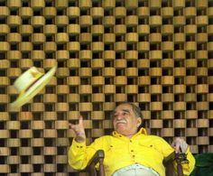 Gabriel Garcia Marquez en su casa.  Noticias sobre Boom latinoamericano | EL PAÍS