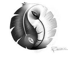 Résultats de recherche d'images pour «dessin de yin yang»