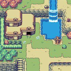 Seasonal Overworld + Dungeon by World of NoeL