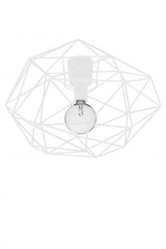 Diamond takplafond hvit