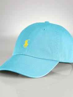 Ralph Lauren hat. Need this