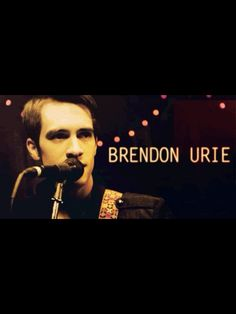 Brendon Urie get in my bed!!!