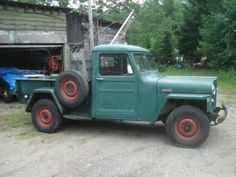 '62 Willy Truck