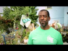 2013 Unsung Heroes of Los Angeles- Ron Finley, Urban Gardening Advocate