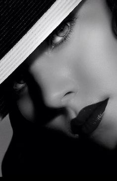 Black & White Glamour