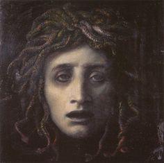 Arnold Böcklin, Medusa, 1878