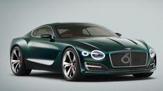 Bentley EXP 10 Speed 6 2015