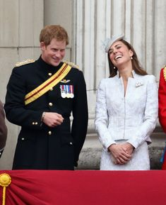 Kate Middleton at Trooping the Colour 2014   Pictures   POPSUGAR Celebrity