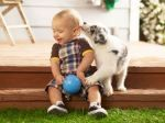 Daily Awww: Kids + Animals = Double dose of cute! (32 photos) - kids-animals-10