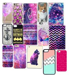 """My iPhone cases for life"" by cute869 on Polyvore featuring beauty, Casetify, Corgi and CellPowerCases"