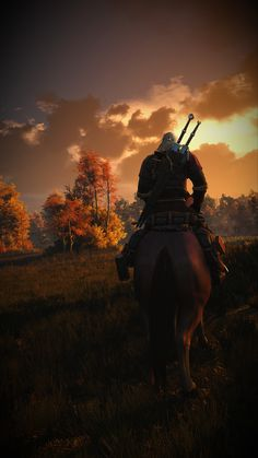 The Witcher and Plotka