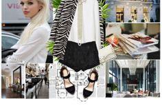 10 moduri in care sa porti paltonul Zara cu imprimeu zebra