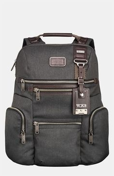 Tumi 'Alpha Bravo Knox' Backpack available at #Nordstrom