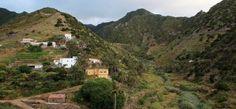 Tamargada - Vallehermoso - La Gomera - Canary Island - Spain
