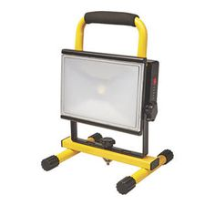 LED Rechargeable LED Work Light 23W 12-240V | Portable Lighting | Screwfix.com