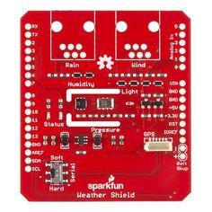 SparkFun Weather Shield - Pimoroni
