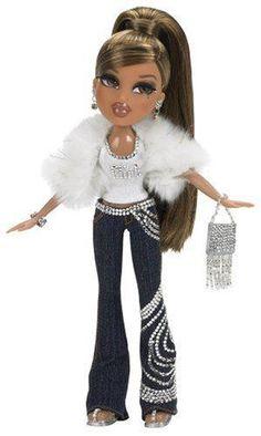 123 Best BRATZ images | Barbie paper dolls, Bratz doll ...