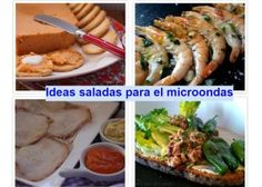 Microondas | Page 2 | Recetas Fáciles Reunidas Tapas, Meat, Chicken, Ethnic Recipes, Food, Salads, Easy Recipes, Deserts, Puff Pastries