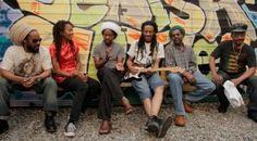 Meet reggae musicians Taj Weekes and Adowa!  #music #reggae