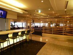 Delta lounge, Narita (Tokyo) Japan