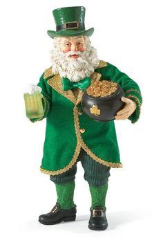 Irish santa | Christmas inspiration | Pinterest | Father christmas ...
