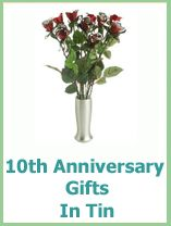 Gorgeous 10th anniversary gifts ideas to ask your husband for :) http://www.anniversary-gifts-by-year.com/tenth-anniversary-gift.html