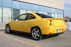 1996 Fiat Coupe 16V Turbo