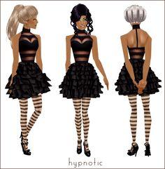 Sims 1, Stockings, Fashion, Socks, Moda, Fashion Styles, Fashion Illustrations, Panty Hose, Sock