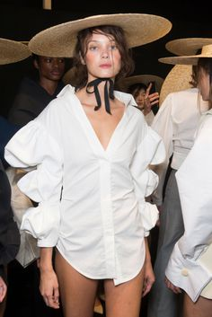 Jacquemus Spring 2017 Ready-to-Wear