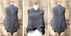Add this beautiful old shale knitted shawl to your list of favorite accessories. It will definitely add a touch of elegance to any getup. Get the FREE . Shawl Patterns, Knitting Patterns Free, Free Knitting, Knitting Ideas, Knit Cowl, Knitted Shawls, Knit Crochet, Lace Shawls, Cowls