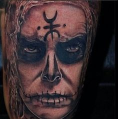 63 Best House Of 1000 Corpses Tattoos Images Movie Tattoos Serial