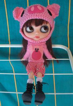 My little Piggy..., via Flickr.