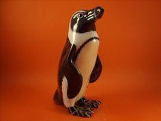 "STATUINA ROYAL COPENHAGEN BING&GRONDAHL ""Large Penguin"""