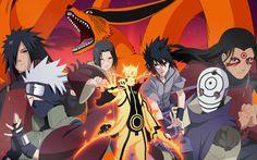 Naruto Shippuuden by ZPVS